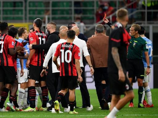 Les Belges à l'étranger - L'AC Milan aligne une troisième victoire, Saelemaekers s'accroche avec Sarri