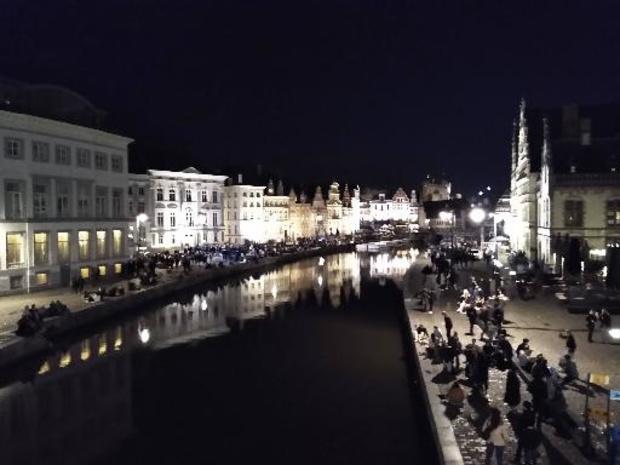 Eerste terrassendag rustig verlopen in Gent