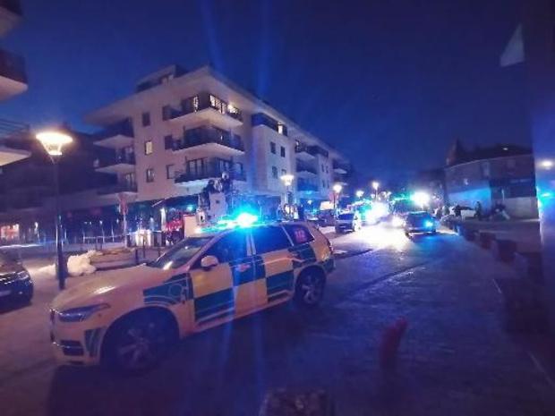 Important incendie dans un immeuble à appartements à Tubize: un blessé grave