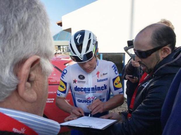 Tour d'Algarve - La 4e étape pour Miguel Angel Lopez (Astana), Evenepoel conserve son maillot de leader