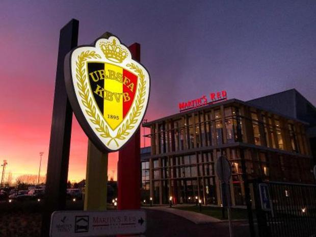 Nationaal voetbalcentrum Tubeke heet voortaan 'Proximus Basecamp'