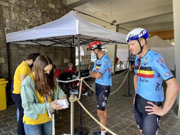 """EK wielrennen - Ben Hermans: """"We gingen voor goud, maar zilver is ook mooi"""""""