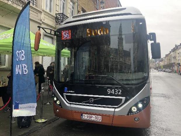 Nieuwe Brusselse buslijn verbindt Neder-Over-Heembeek met Europese wijk