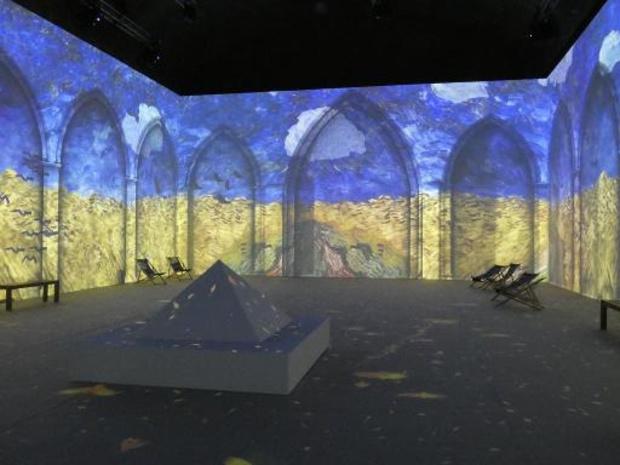 Expo 'Van Gogh, the Immersive Experience' wordt met twee maanden verlengd