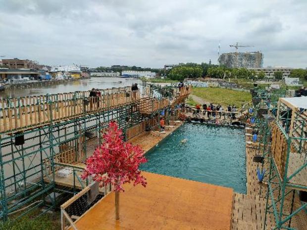 CD&V betreurt gepolariseerd debat over openluchtzwembad