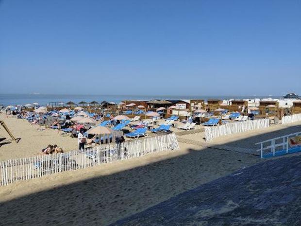 Druktebarometer kust blijft nog minstens tot eind 2021 actief