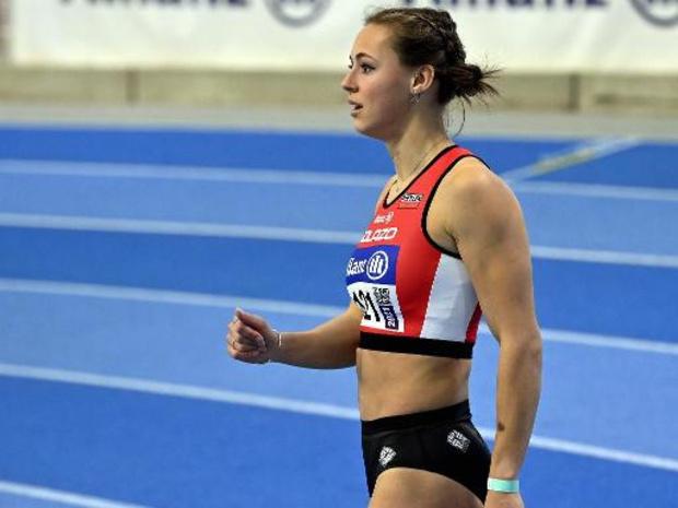 Rani Rosius staat in halve finales van 60 meter