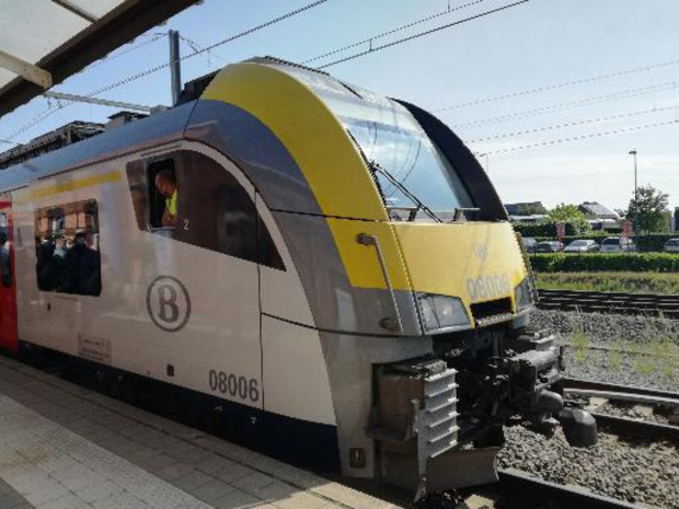 La SNCB va renforcer son offre de trains à l'occasion des Mondiaux de cyclisme