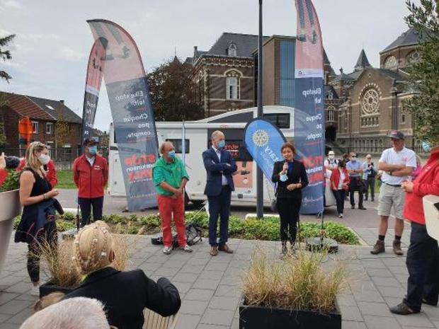 Stop Parkinson Walk leverde al ruim 171.000 euro op