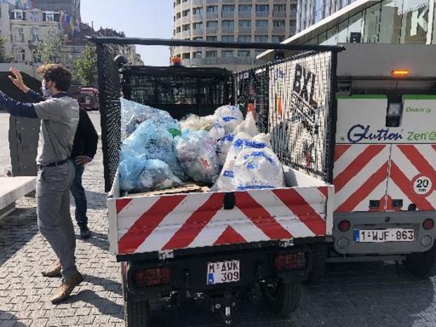 Journée mondiale citoyenne de la propreté: la Ville de Bruxelles mobilise les citoyens