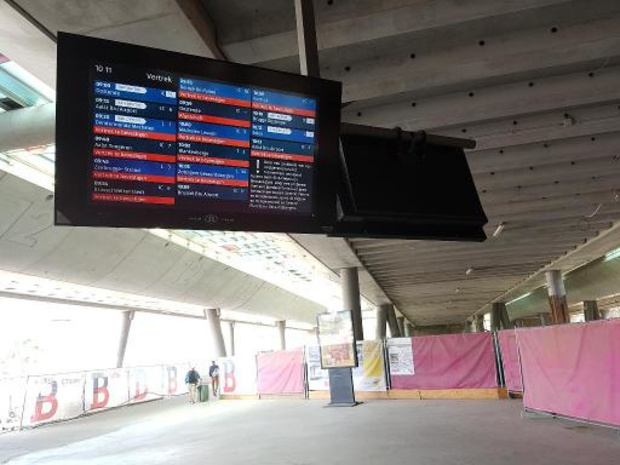 Gent krijgt eind dit jaar duidelijkheid over werken aan station Gent-Sint-Pieters