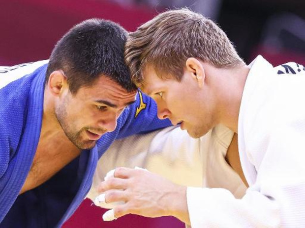 Matthias Casse qualifié pour les demi-finales en -81kg au bout du suspense