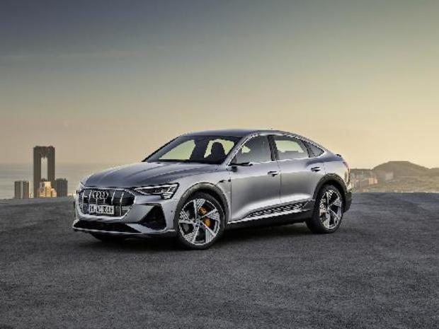 Elektrisch Audi-model uit Vorst krijgt betere stroomlijn