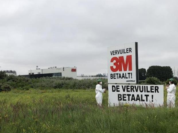 3M investeert 125 miljoen euro in bestrijden van PFOS-crisis