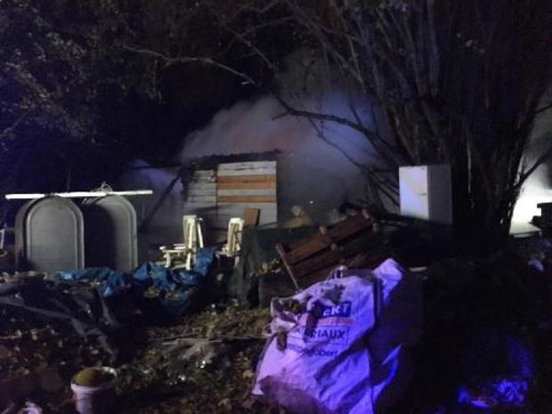 Brand in barak op gevangenisterrein Haren: oorzaak vermoedelijk accidenteel