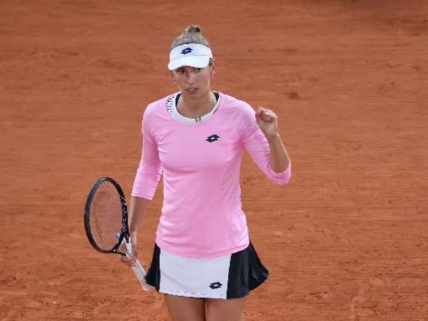 Elise Mertens stoot door naar kwartfinales