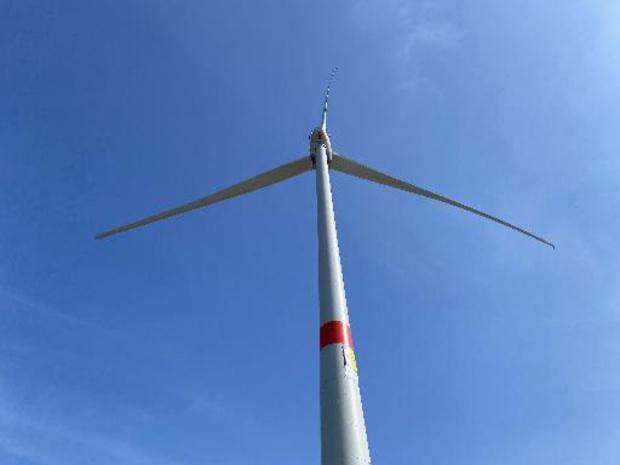 """Mons: partenariat entre Luminus et """"Émissions Zéro"""" pour l'exploitation d'un parc éolien"""
