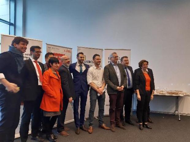 Un partenariat public-privé permet à 12 Bruxellois d'être diplômés en cybersécurité