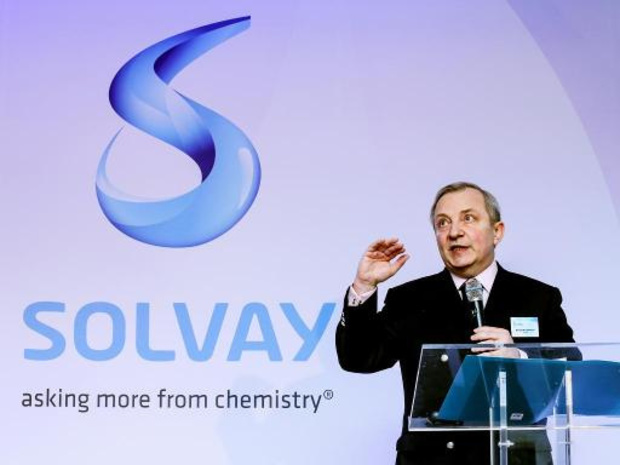 De Laguiche heeft ontslag genomen uit bestuur Solvay