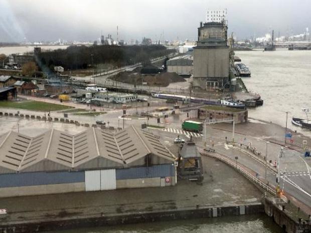 Le Port d'Anvers va investir plus de 40 millions d'euros dans des pistes cyclables
