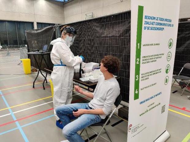 Testcentra in Vlaanderen breiden testafnamecapaciteit fors uit