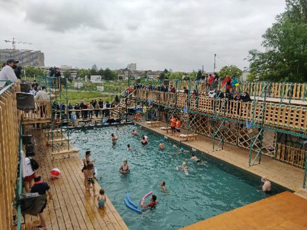 N-VA wil dat Dalle in gesprek gaat over toelaten boerkini in Brussels openluchtzwembad