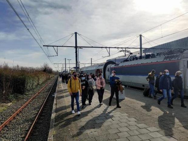 Burgemeester en politie vragen om niet meer af te zakken naar Oostende wegens drukte