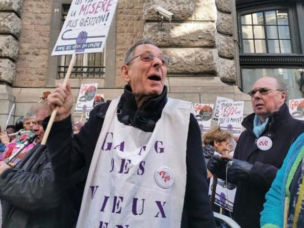 Les contrôles de la garantie de revenus aux personnes âgées sont maintenus
