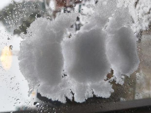 Météo: la neige arrive