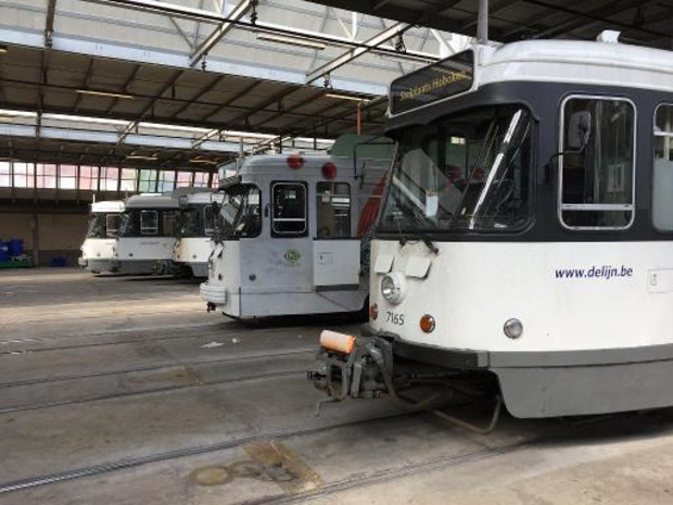 Hertekening tramnet Antwerpen wordt uitgesteld