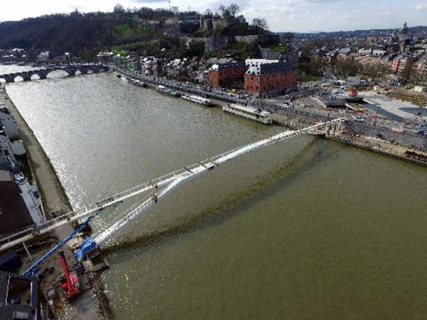 Le site de la Confluence accessible dès vendredi à Namur
