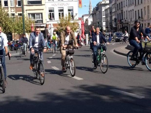 Fietsersbond over federaal plan: 'Eindelijk krijgt fiets verdiende aandacht'