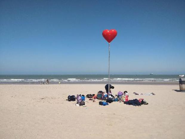 Ostende adoptera de nouveau un système d'inscription pour ses plages les plus fréquentées