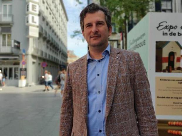 Björn Prasse (Open Vld) legt eed af als burgemeester van Blankenberge