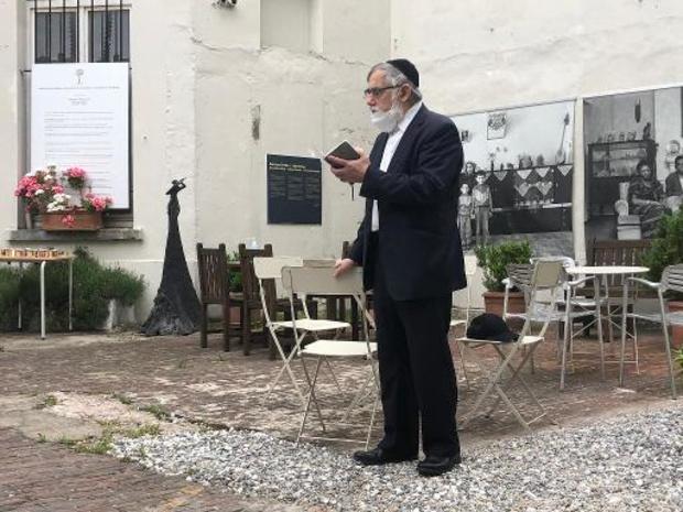 Commémoration du 6e anniversaire de l'attentat au Musée juif de Belgique