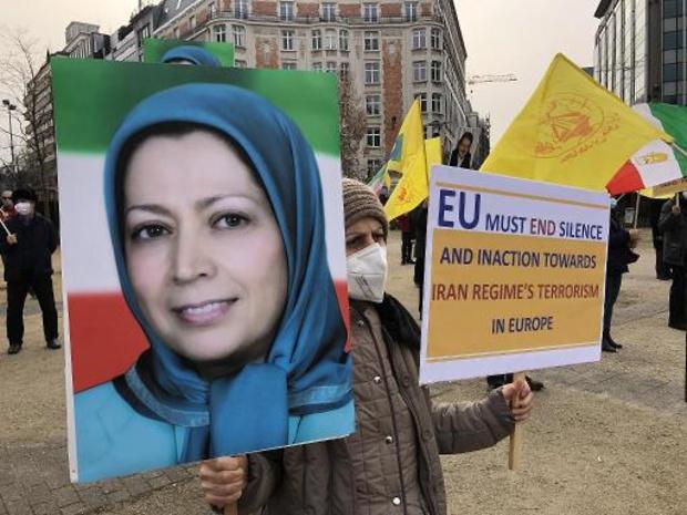 Des ressortissants iraniens demandent à l'UE de sanctionner le régime