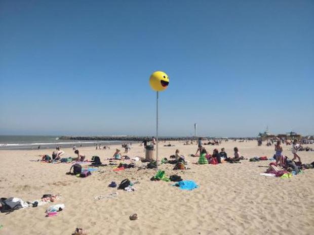 Opnieuw verplicht reserveren voor drukste stranden Oostende