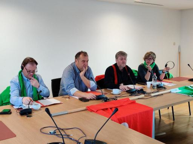 Préavis de grève dans les prisons: la direction remet une proposition aux syndicats