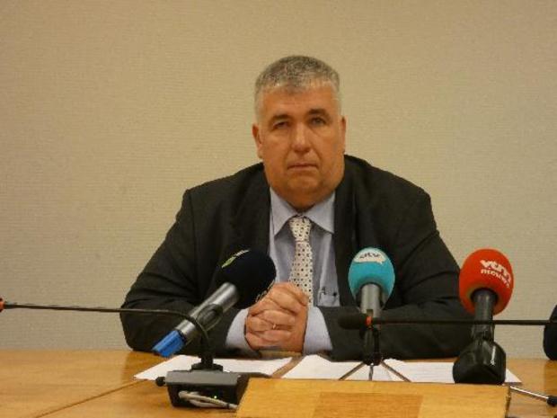 Peter Wouters (N-VA) voorgesteld als nieuwe schepen in Antwerpen