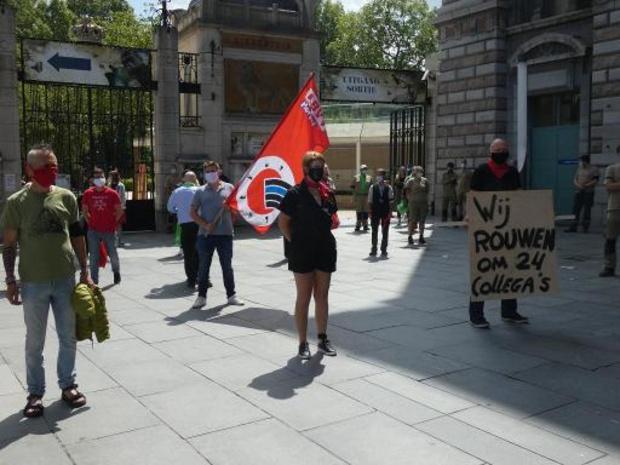 Directie houdt vast aan 24 ontslagen in Antwerpse Zoo en Planckendael