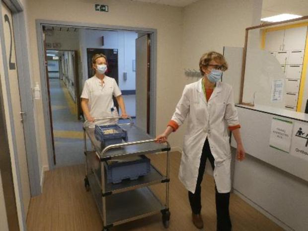 Plus aucun patient Covid en soins intensifs dans le réseau des hôpitaux d'Anvers