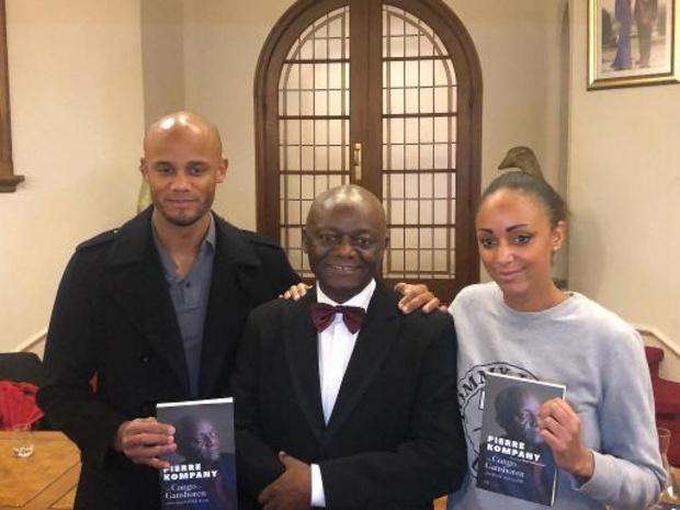 """Le destin """"incroyable"""" de Pierre Kompany, du Congo à Ganshoren, raconté dans un livre"""