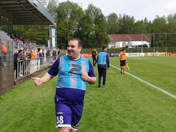 L'ex-propriétaire du club de football Patro Eisden et son frère interpellés aux Pays-Bas