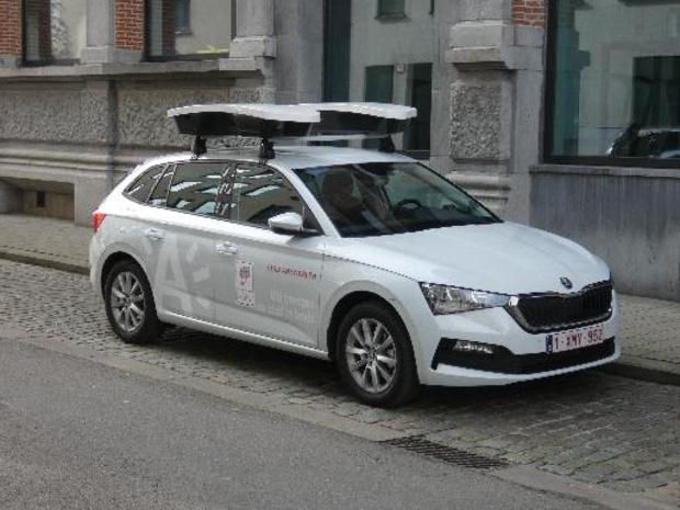Antwerpen test scanwagen die parkeerovertredingen automatisch kan detecteren