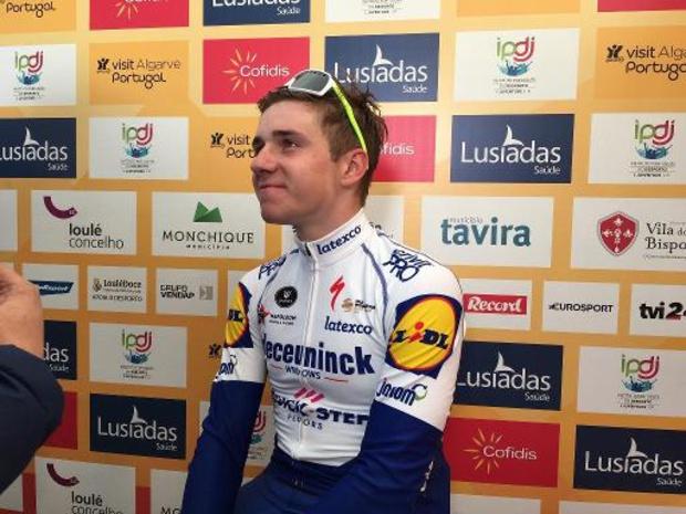 Remco Evenepoel en reconnaissance sur deux étapes importantes du Giro