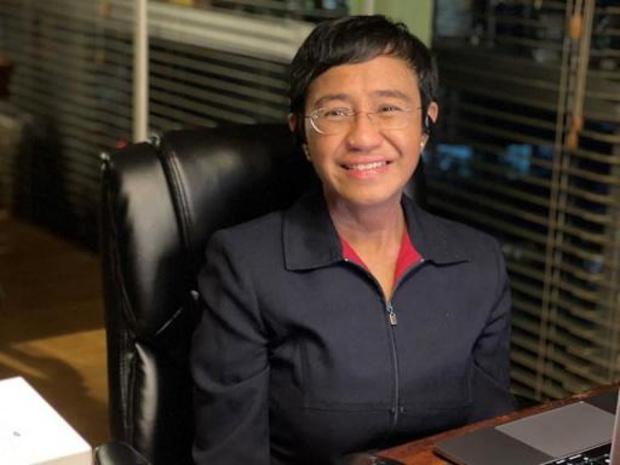 Lauwe felicitaties van Filipijnse regering aan Nobelprijswinnares Maria Ressa