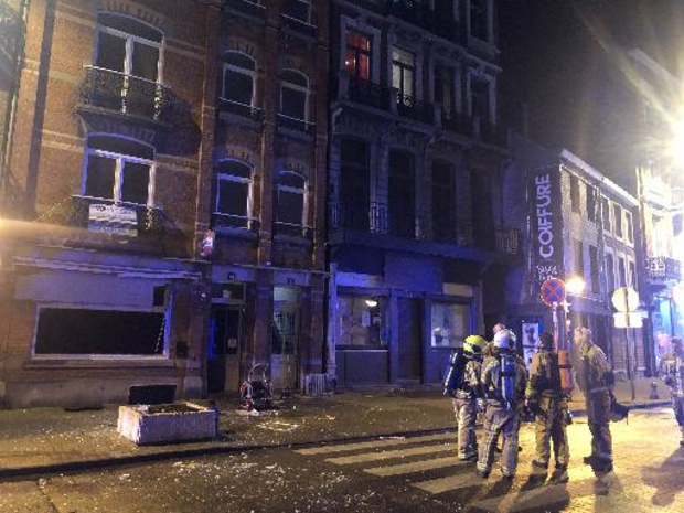 Gasfles veroorzaakte ontploffing in Verviers