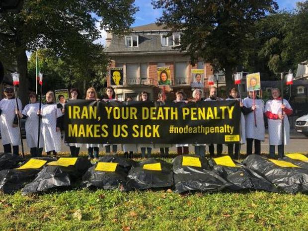 """La contestation en Iran a fait """"au moins 208 morts"""", selon un nouveau bilan d'Amnesty"""