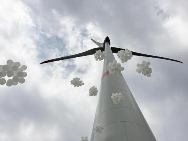 Vlaanderen haalt windenergiedoelen 2020 niet