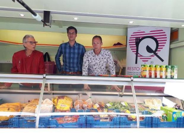Les Restos du C?ur s'opposent aux chèques alimentaires